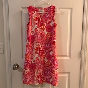 New with tags!! Jude Connally pink/orange paisley